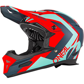 O'Neal Fury RL Casque, red